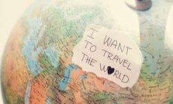 Iedereen mag het weten, wij gaan op wereldreis!
