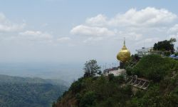 Kyaiktiyo: Het bedevaartsoort van Myanmar, of toch 'gewoon'een rots?